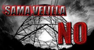 Logo. 'Sama Velilla no'. 2009.